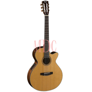 Cort Acoustic Guitar CEC7 NAT
