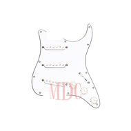 DI MARZIO Pickguard Assembly White Area FG2108A4-W