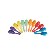Pluto Maracas Plastic Mixed Colour MA1