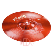 Paiste Color Sound Cymbal 900 Red Splash 10""