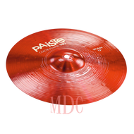 Paiste Color Sound Cymbal 900 Red Splash 12""