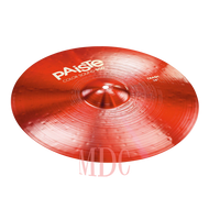 Paiste Color Sound Cymbal 900 Red Crash 16""