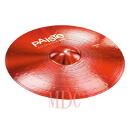 Paiste Color Sound Cymbal 900 Red Crash 18""