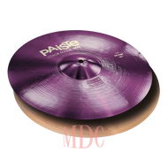 Paiste Color Sound Cymbal 900 Purple Hi Hat 14""
