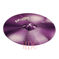 Paiste Color Sound Cymbal 900 Purple Crash 18""
