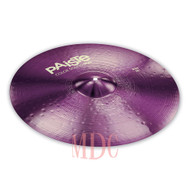 Paiste Color Sound Cymbal 900 Purple Ride 20""
