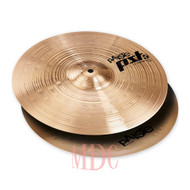 Paiste Cymbal PST 5 Series Medium Hi Hats 14""