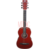 Pluto Acoustic Guitar HW34 101 RED