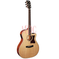 Cort Acoustic Guitar GA5F CB NAT