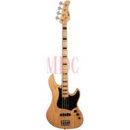 Cort GB Series Bass Guitar GB54 ASH NAT