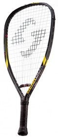 2015 Gearbox GB125 Racquetball Racquet - Quadra/Teardrop Hybrid Shaped Frame at 170 grams