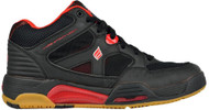 Ektelon Men's NFS Attack Mid Black/Red Racquetball Shoes