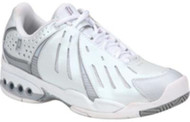 Prince Women's OC-1 White/Silver Tennis Shoes