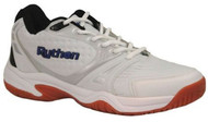 Python Deluxe Indoor Mid Racquetball Shoes (Sizing Runs 1/2 Size Small)
