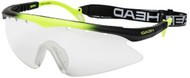 Head Powerzone Shield - Green Racquetball Eyewear