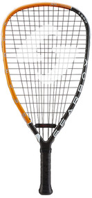 2018 Gearbox M40 165Q Orange Racquetball Racquet - Quad (Quadraform) Shaped Frame at 165 grams