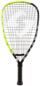 2018 Gearbox M40 170Q Yellow Racquetball Racquet - Quad (Quadraform) Shaped Frame at 170 grams