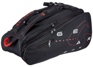 Gearbox M40 Club Bag - Black/Red