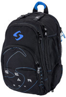 Gearbox M40 Black/Blue Backpack