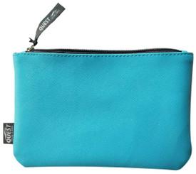 Quest Makeup Bag | Full-Size Turquoise Blue Quest Makeup Bag