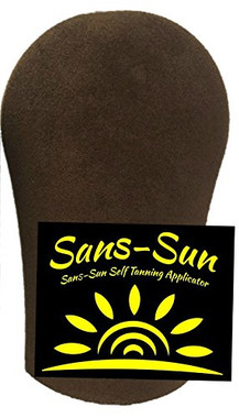Sans-Sun Tanning Mitt Application is Perfect for Sunless Tanning Productions, Lotions, Creams and Much More