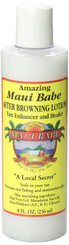 Roll over image to zoom in Maui Babe After Browning Tanning Lotion 8 Oz