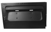 '96-'06  REAR LOWER CARGO DOOR SKIN, DRIVER'S SIDE