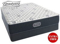 Open Seas Extra Firm Beautyrest Silver