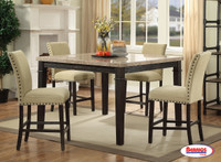 100 Greystone Counter Height Dining Room