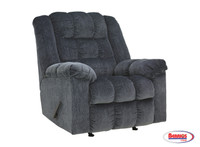 67924 Ludden Blue | Rocker Recliner