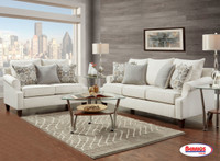 1093 Bay Ridge Cream Living Room
