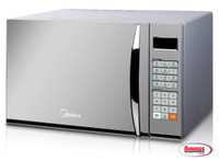 72173 Midea | Microwave 1.1 CFT Silver