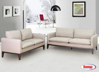 Ivey Beige Living Room