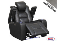 75363 Livorno Granite Recliner