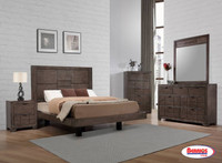 200 Logic Brown Bedroom