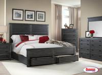 B600 Shelter Bay Bedroom