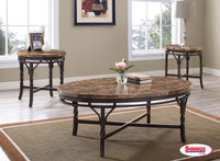 4550 Tuscan Occasional Tables (Set of 3)