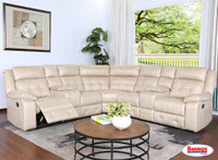 7283 Sectional Living Room