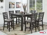 1127 Cocoa Counter Height Dining Room