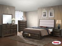 LH109 Espresso Bedroom