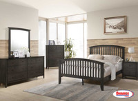 B7116 Pewter Gray Bedroom