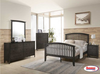 B7116 Pewter Gray Bedroom (Juvenil)