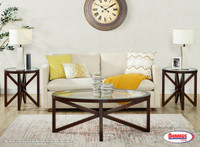 77672 Sandie 3PK Occasional Table