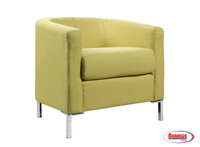 63265 Durian Accent Chair Lemon