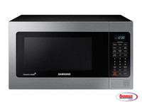 78507 SAMSUNG MICROONDA  1.1' 1000W Stainless Steel