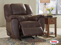 78656 Rocker Recliner McGann Walnut
