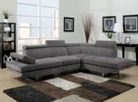 U9782 Modern Sectional Living Room