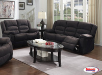 98243 Mocha Reclining Living Room