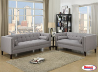 670 Aria Gray Living Room
