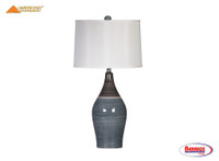 61892 Niobe Table Lamp Ceramic 2/cn